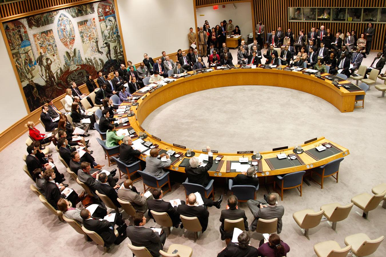 Срочное заседание СовБеза ООН по вопросу Украины (ОНЛАЙН)