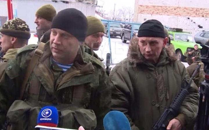 В боях за Дебальцево силы АТО уничтожили 2911 российских боевиков