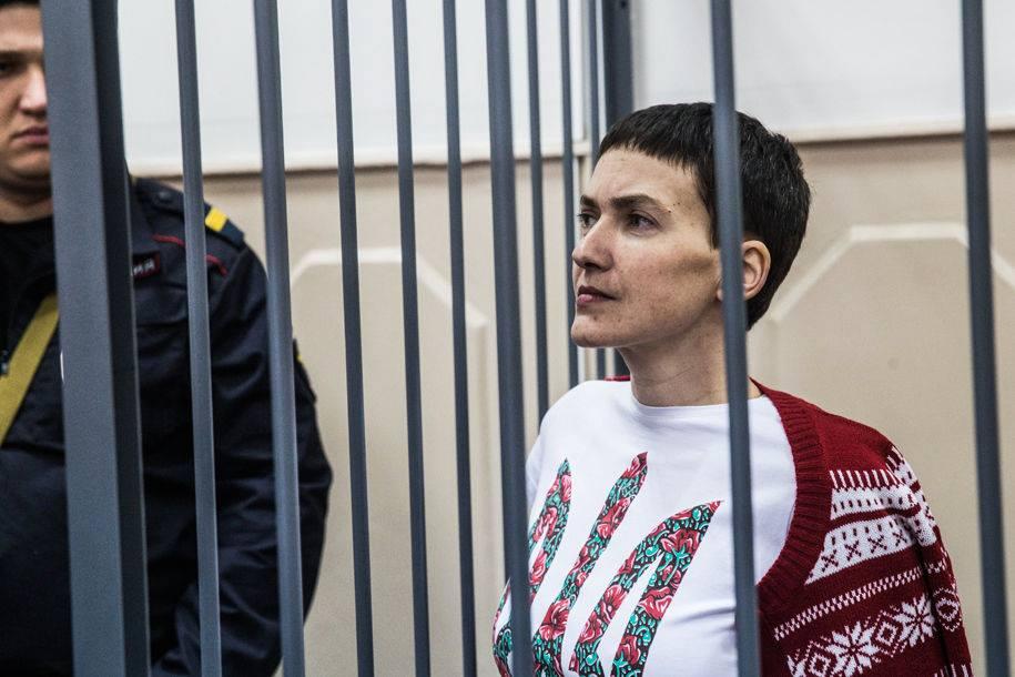 Сестра Надежды Савченко заявила, что её сестра уже два разы впадала в кому