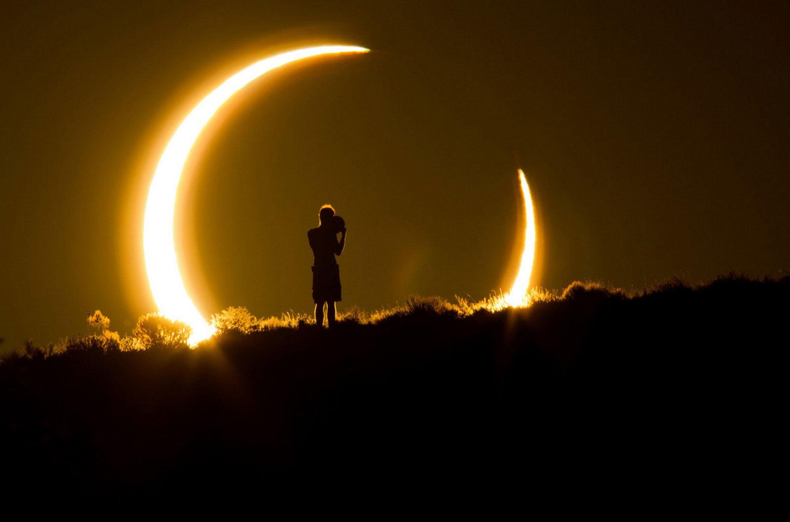 Завтра в Украине, впервые с 1999 года будет солнечное затмение. Известно точное время