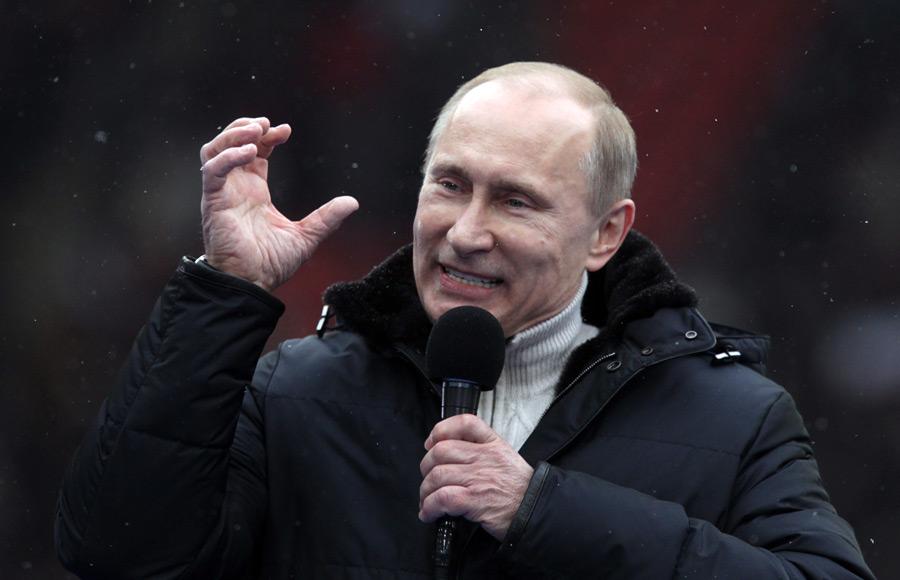 Планы Путина относительно Украины раскрыл генерал военной разведки