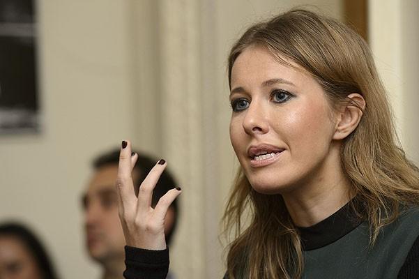 """""""Охренеть маньяки"""" - реакция Собчак на факт, что Кремль был готов применить ядерное оружие лишь бы отжать Крым"""