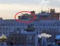 Внимание, в центре Москвы приземлился вертолет президентской спецсвязи (ВИДЕО)