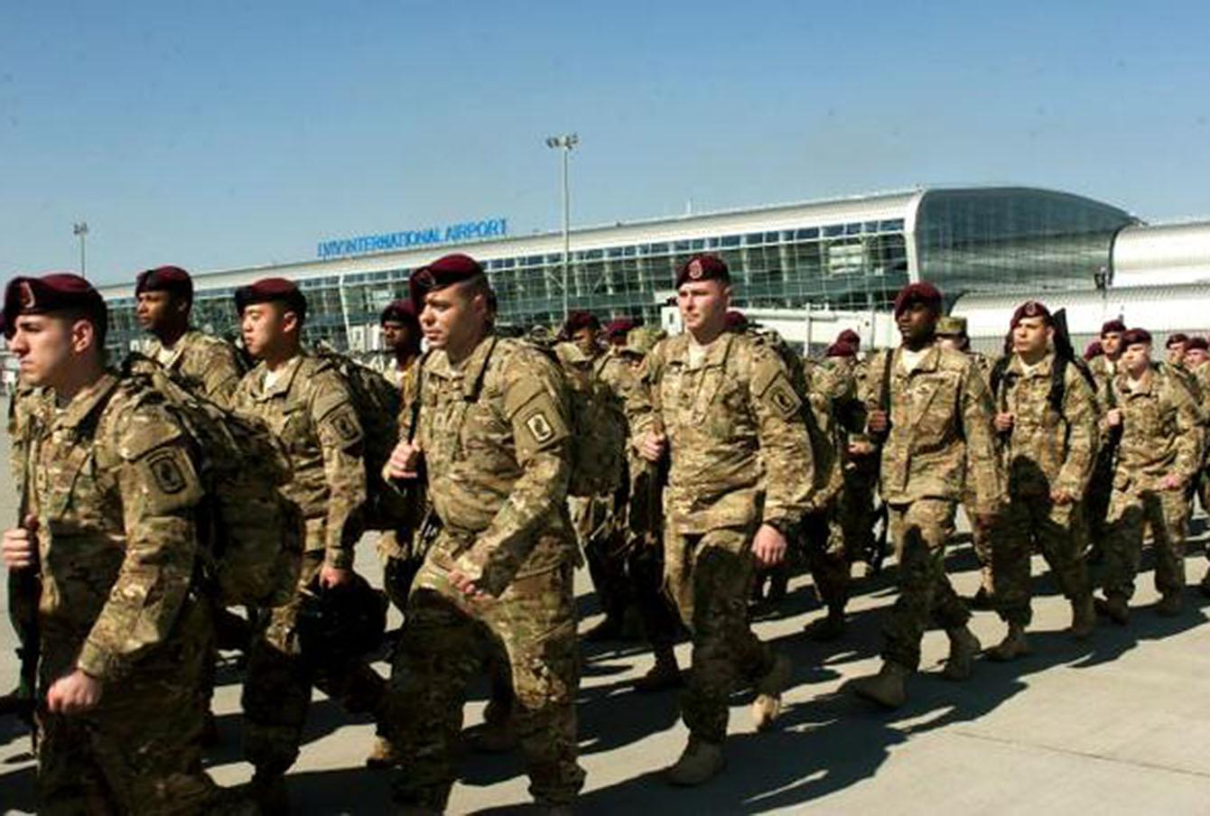 Русские побаиваются военных США, которые высадились в Украине, ведь это не просто военные
