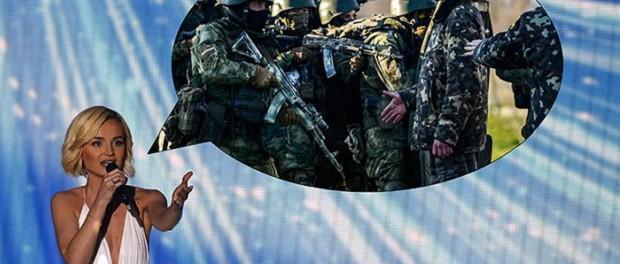 Интернет разрывает новая версия клипа Гагариной с кадрами агрессии России (ВИДЕО)