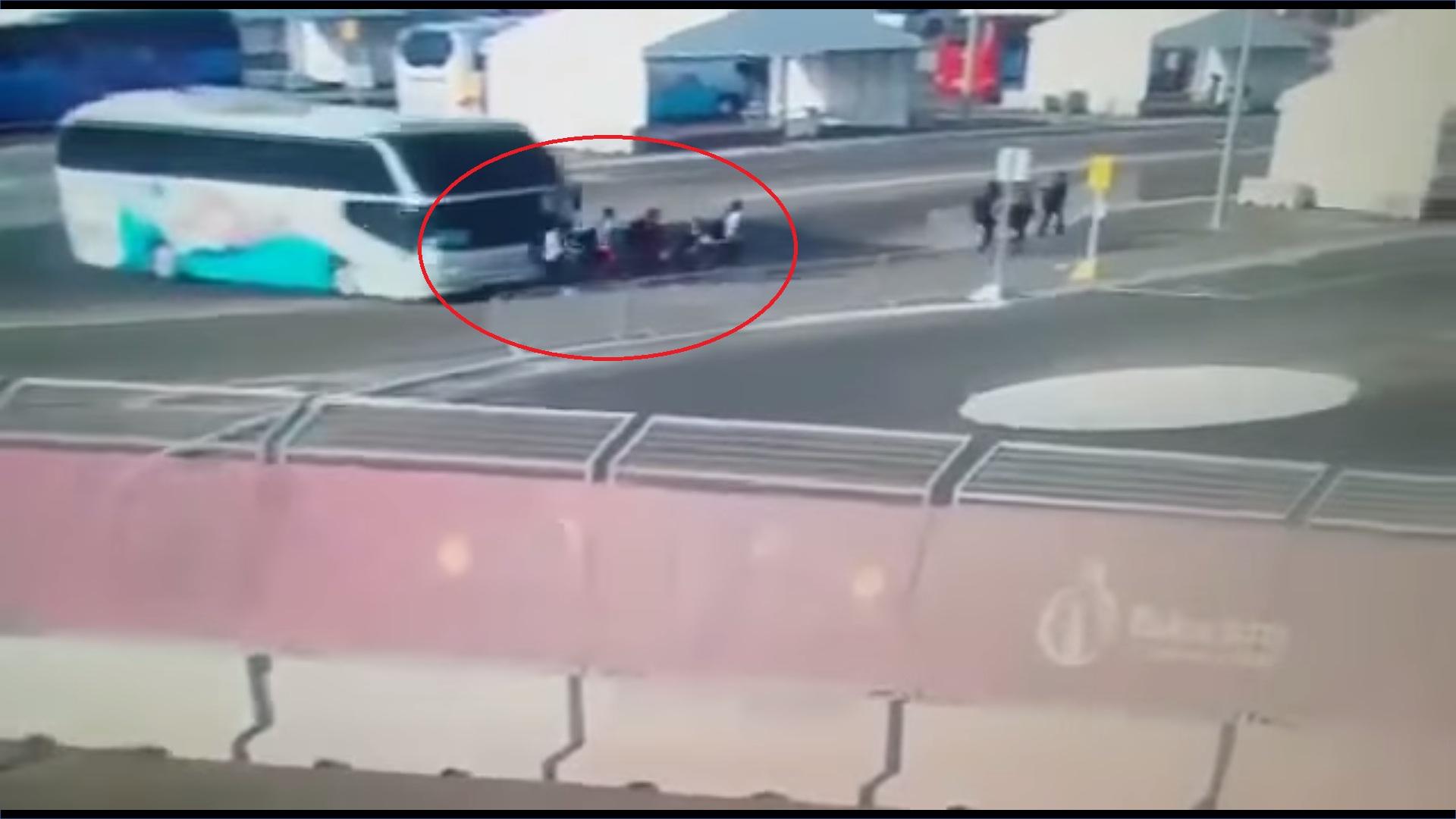 Вместо праздника ТРАГЕДИЯ! В первый день Европейской Олимпиады в Баку ужасное ЧП! Шокирующие кадры засняли камеры (ВИДЕО)