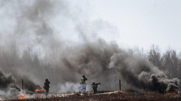 Бойцы 95 аэромобильной бригады в Авдеевке стойко держат удар. Источник Подробности