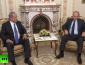 """""""Нервные ножки"""" Путина на встрече с премьером Израиля разорвали соцсети (ВИДЕО)"""