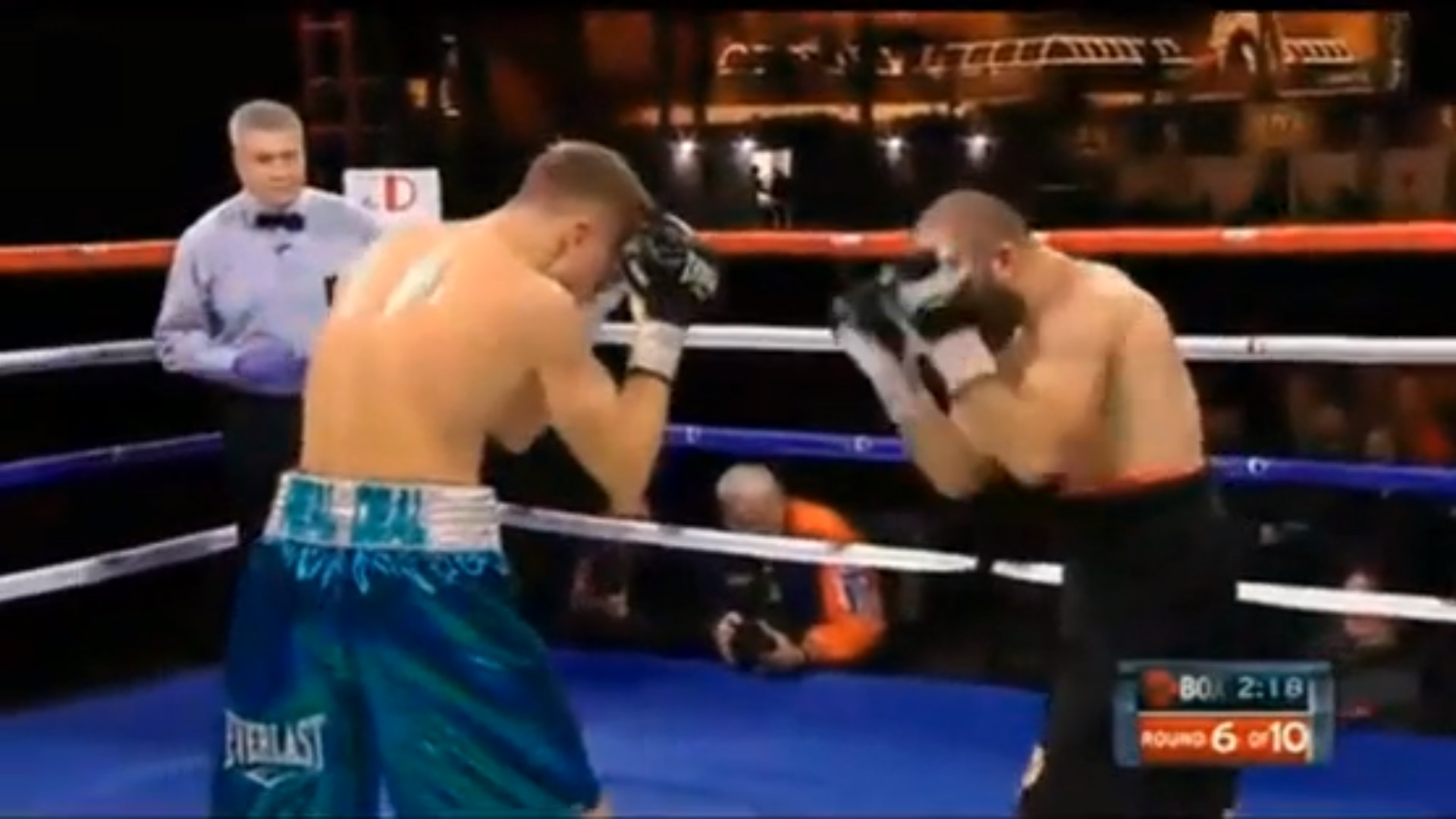 БРАВО! Украинский боксер Тарас Шелестюк победил россиянина Козаева (ВИДЕО БОЯ)