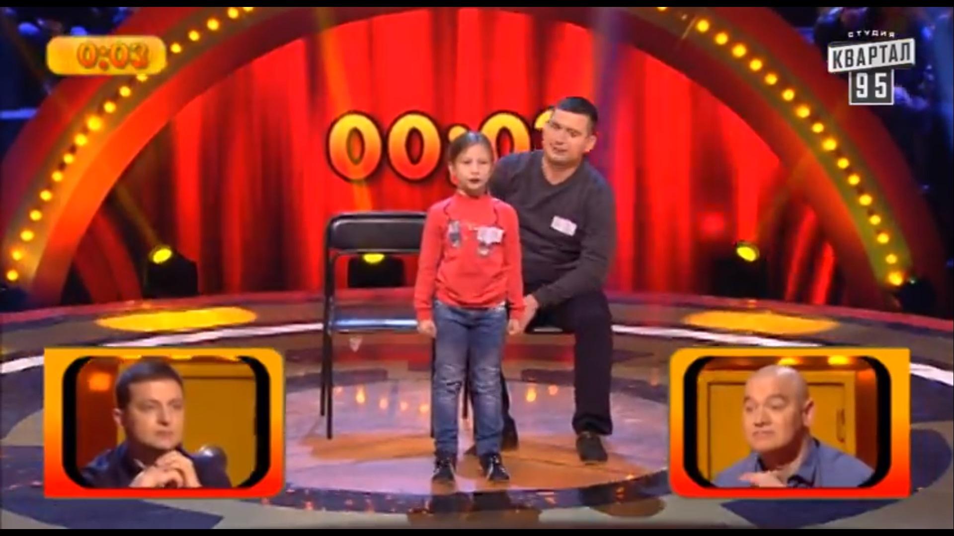 """Отец с дочерью разорвали зал и рекордно быстро выиграли главный приз на """"Рассмеши комика"""" (ВИДЕО)"""