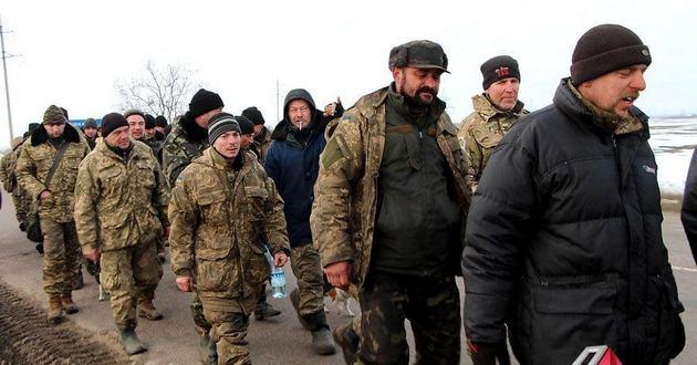 Бойцов 53-тей бригады ВСУ которые пошли из полигона в Николаев из-за ужасных условий быта накажут за нарушение устава ВСУ