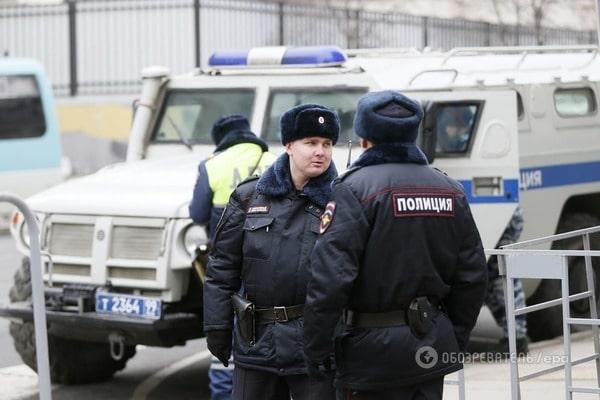 СРОЧНО! Теракт в центре Москвы! Прогремел мощный взрыв, центр оцепили!