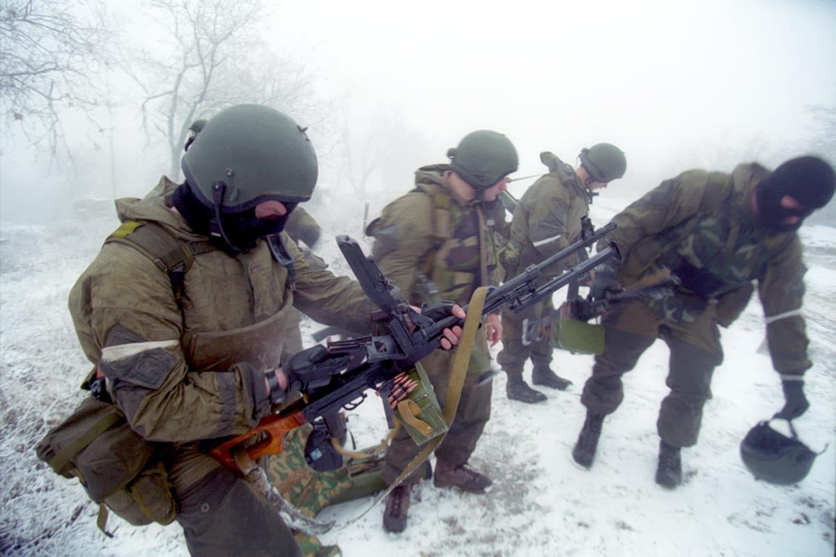 СНОВА СРОЧНЫЕ НОВОСТИ С ЗОНЫ АТО: Под Новоазовском расстреляли патруль спецназа ФСБ РФ
