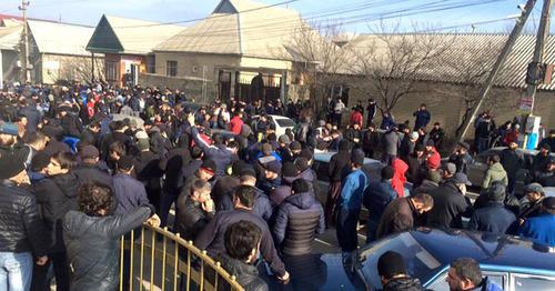 СРОЧНО! В Дагестане массовые религиозные протесты против политики Путина! Целые поселки и города требуют независимости от России