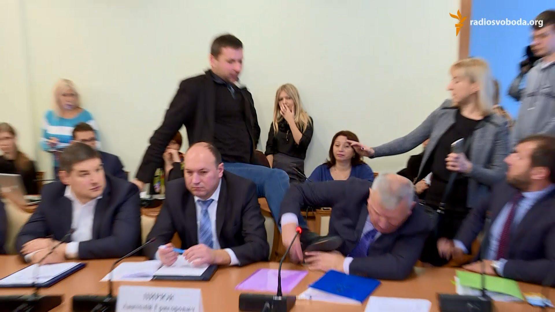 Генерал СБУ Писный проиграл суд Парасюку который его припечатал