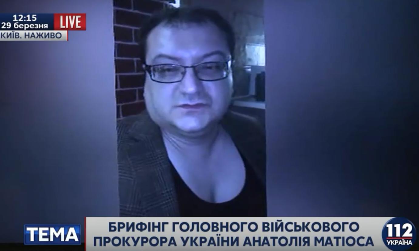 Невероятный поворот! Прокуратура показала видео, как убитый адвокат российских ГРУшников, отказывается защищать их (ВИДЕО)