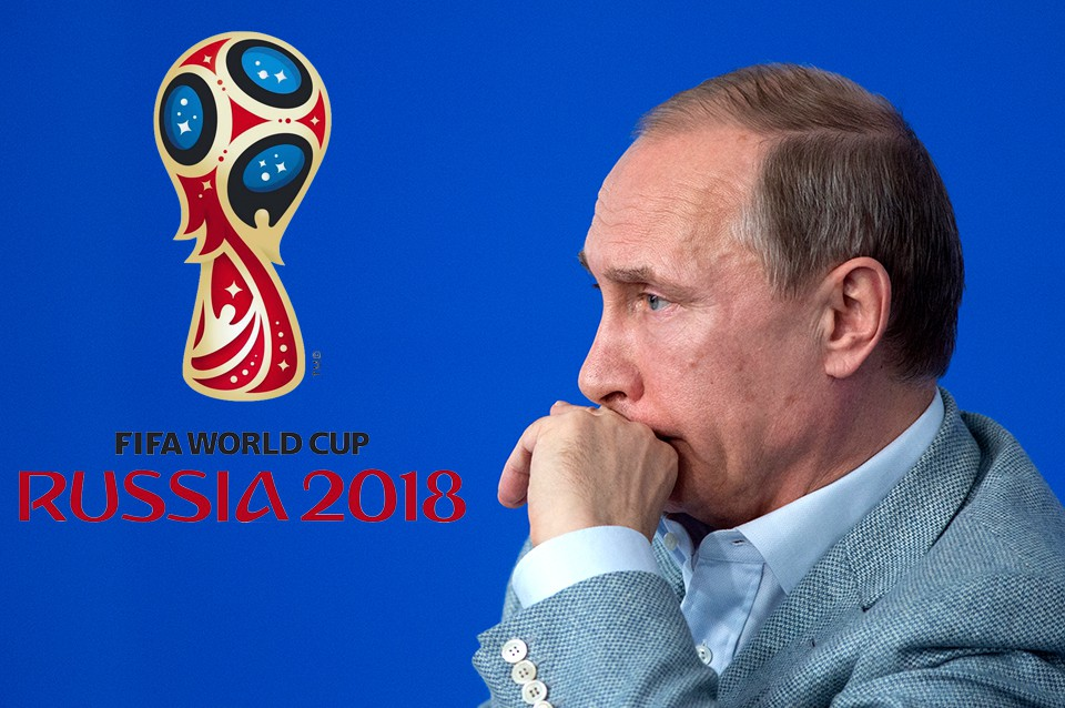 Глава Кремля - Путин отдал приказ прекратить подготовку к Чемпионату Мира 2018