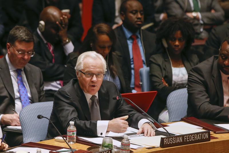 Новый скандал на Совбезе ООН по российской агрессии: выступление Чуркина сорвало бурю эмоций