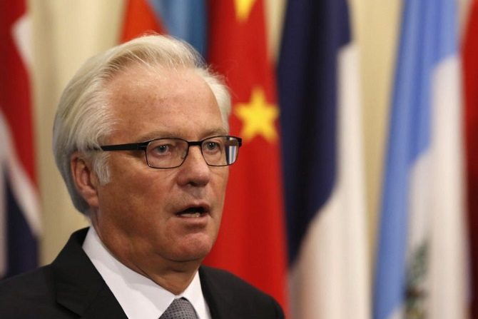 Украинский дипломат изыскано на заседании Совбеза ООН поставил на место путинского шута Чуркина