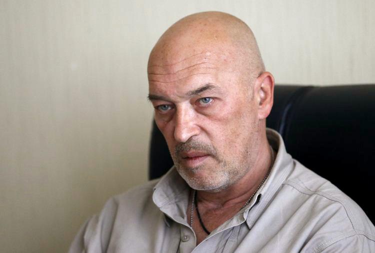 Георгия Туку сняли с главы Луганской области, но назначили замминистром