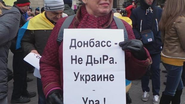 ЭКСТРЕННОЕ СООБЩЕНИЕ! Донецк серьезно восстал - в городе большие волнения! Подвалов уже не боятся и ждут Украину