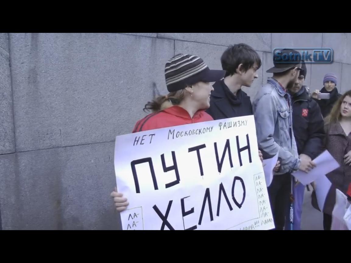 СРОЧНО! Питер восстал против Путина! Толпа требует импичмента (ВИДЕО)