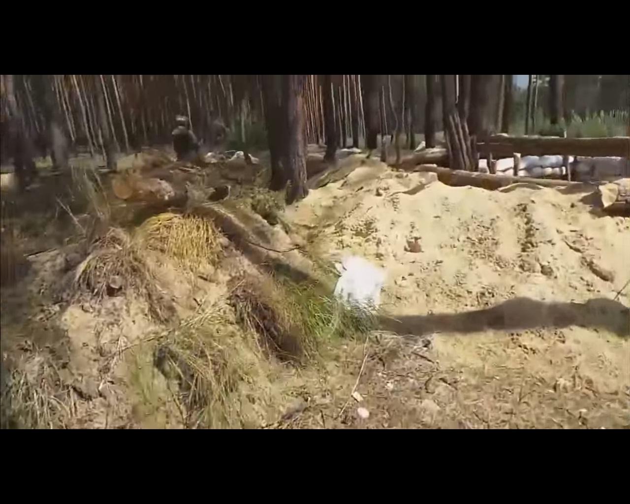 Силы АТО с жестоким боем захватили лагерь боевиков под Красным Лиманом (ВИДЕО 18+)