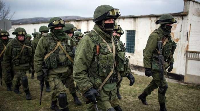 В Новоазовске невиданный до этого бунт роты ВС РФ