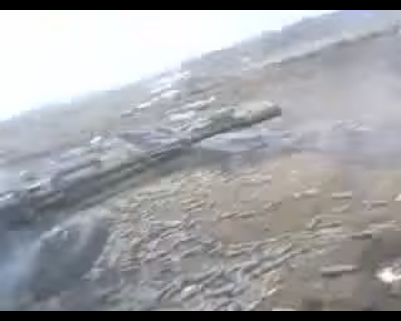 Во время боя под Новогригорьевкой силы АТО уничтожили пять российских танков Т 64 и Т 72 (ВИДЕО)