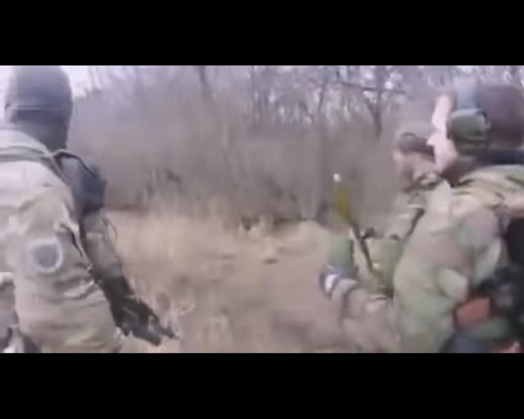 Мастер класс по уничтожению сепаров! Спецназовцы ВСУ незаметно вышли прямо в лоб боевикам и мгновенно уничтожили их (ВИДЕО)