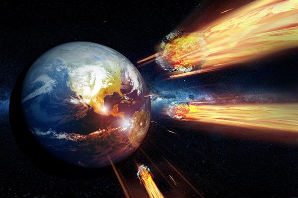 ВНИМАНИЕ! НАСА бёт тревогу! На Украину надвигается огромный астероид который уничтожит всё