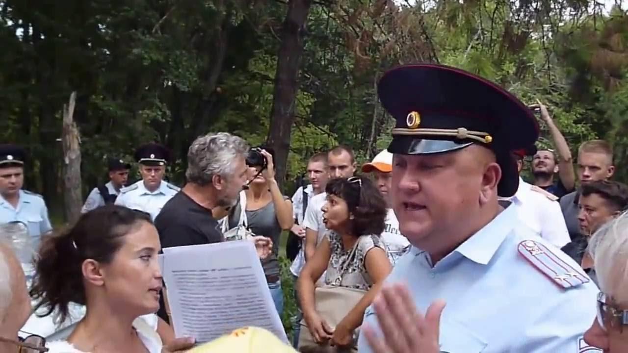 """""""Нас нае...ли, Крым полностью разграблен"""" - В Симферополе и Ялте жестко разогнали большие антипутинские митинги (ВИДЕО)"""