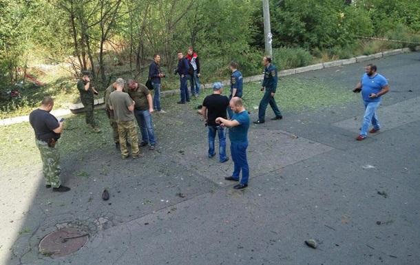 """""""Пол ходуном был"""" - в центре Донецка прогремел мощнейший взрыв, есть жертвы (ВИДЕО)"""
