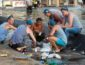 Кровавый день ВДВ в Москве! Один утонул, ещё несколько избивали прохожих (ВИДЕО)
