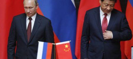 Путин в ярости! Главный стратегический партнер Китай, подписал военный договор с США