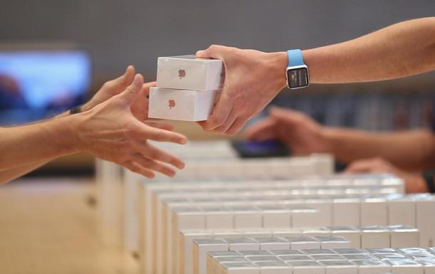 Власть заявила, что украинцы которые владеют iPhone 7 — преступники