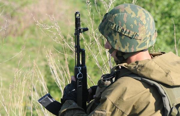 Российский горе вояка нажрался и расстрелял сослуживцев на Донбассе