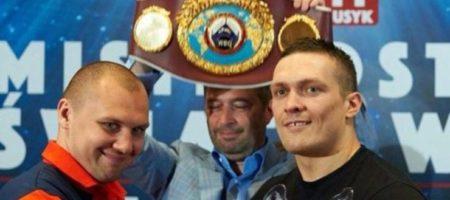 ОФИЦИАЛЬНО! Усик стал новым Чемпионом Мира по боксу (ВИДЕО)