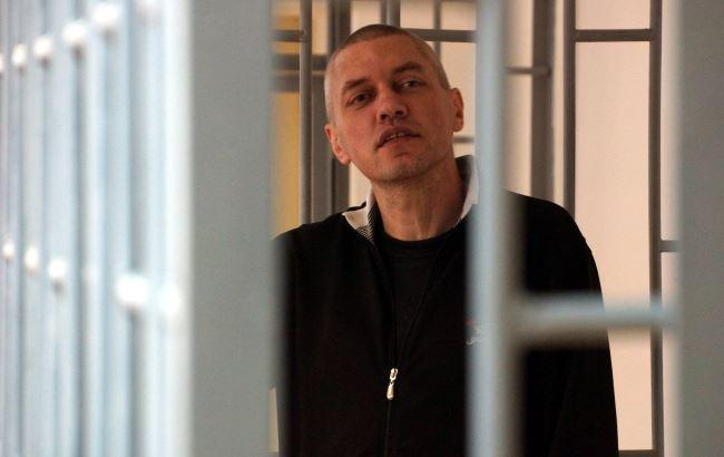 Незаконно арестованный в России Клых, жестко отреагировал на визит Савченко к нему на суд