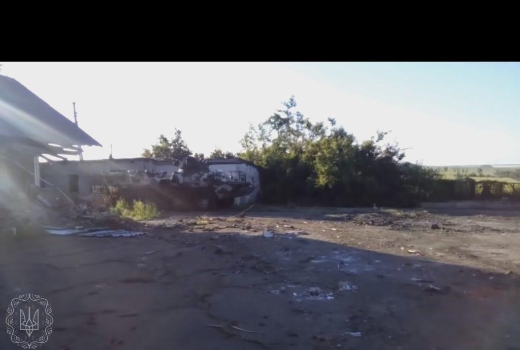 """Полк """"Азов"""" под Широкино отбил большое наступление, у террористов сообщают о больших потерях"""