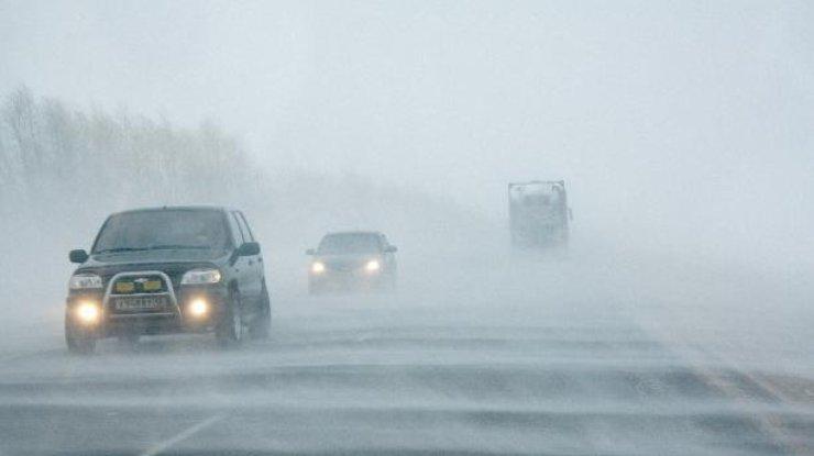 Синоптики предупреждают! Неделю украинцы встретят вместе с большим циклоном