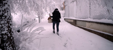 Замело всю страну! Спасатели рассказали о масштабах непогоды в Украине (КАРТА)