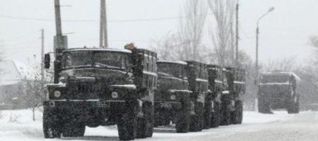 СРОЧНО! ОБСЕ зафиксировало передвижение около 70 грузовиков с российскими боевиками