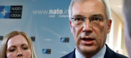 """""""Сначала торговая блокада, теперь НАТО с Украиной - мы боимся за свои войска на Донбассе"""" - новый постпред РФ в ООН Грушко случайно проговорился"""