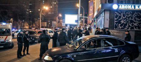 Снова стрельба в центре Киеве. Стало известно кто стал жервтой на этот раз