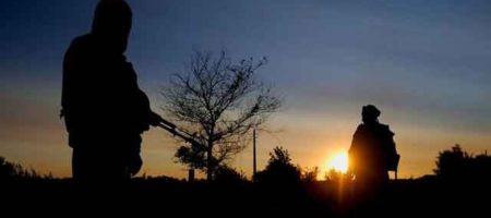 Ночью под Донецком снова сильные бои, там настоящий армагедон