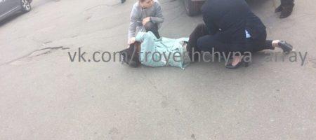 В сети появилось видео момента как Савченко сбила женщину [ВИДЕО]