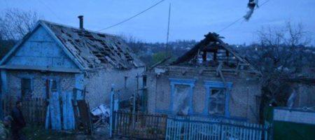 ВНИМАНИЕ! Боевики завершили очередное перемирие и сильно начали бомбить под Донецком (ПОСЛЕДСТВИЯ ФОТО)