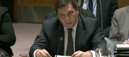 """""""Посмотри на меня, глаза-то не отводи!"""" - представитель РФ в СовБезе ООН нагло набросился  на британца защищая хим атаки в Сирии"""
