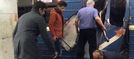 СРОЧНО! Источники из полиции Санкт-Петербурга сообщили, что установили личность террориста-смертника